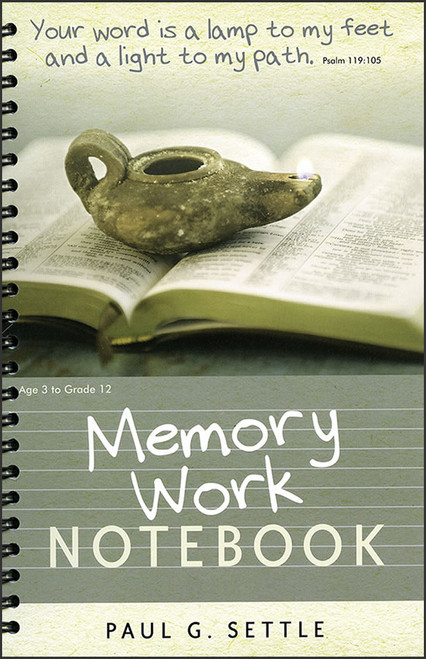 Memory Work Notebook