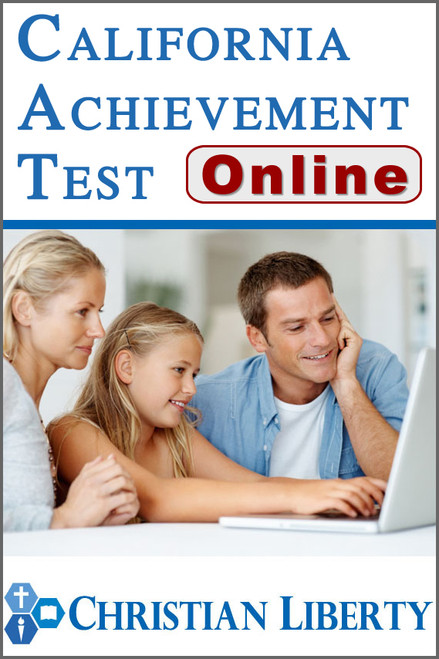 California Achievement Test - Online version