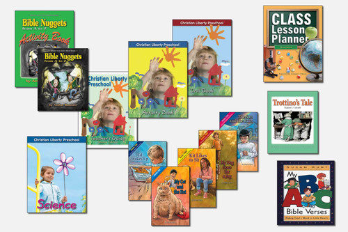Preschool Curriculum Kit