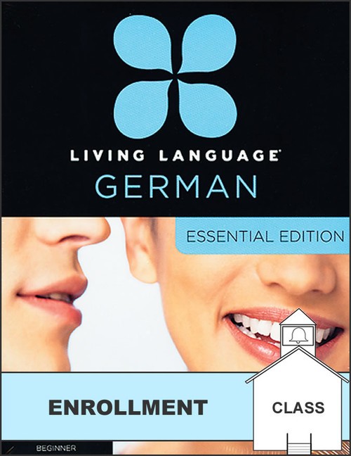 Living Language German: Essential Edition
