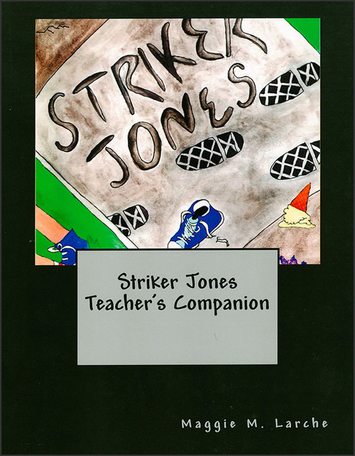 Striker Jones: Elementary Economics for Elementary Detectives, 2nd edition - Teacher's Companion