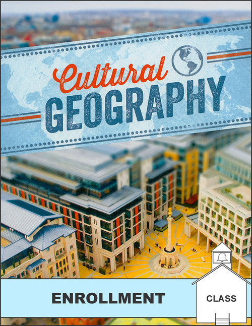 Cultural Geography, First Half