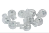 Rollease CSORBC Clear lift cord lock Levelling device ORB - 100 per bag