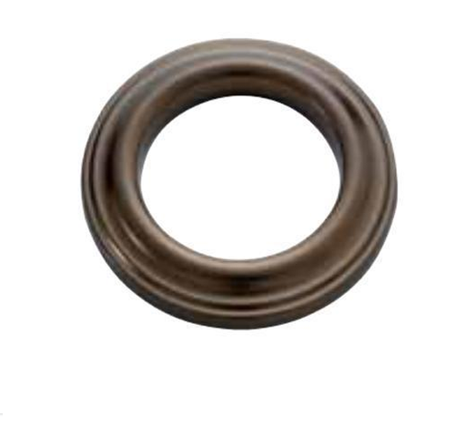 """Kirsch Designer Metals 4 1/2"""" Scarf Ring includes Projection arm - Variety of Finishes available"""