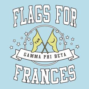 Flags for Frances Philanthropy