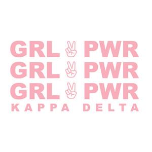 KD GRL PWR