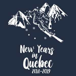 New Years in Quebec Skiing