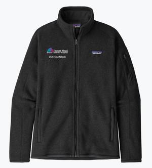 Kravis Children's Hospital Patagonia Ladies Better Sweater Fleece Jacket