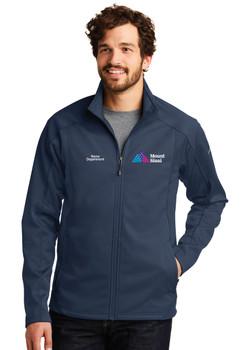Mount Sinai Beth Israel Eddie Bauer Men's Soft Shell Jacket