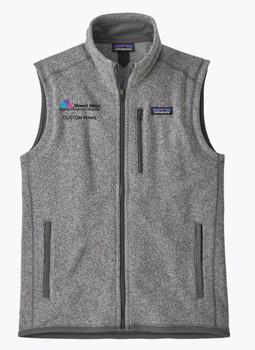 Kravis Children's Hospital Patagonia Men's Better Sweater Fleece Vest