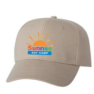 Unstructured Cap with Buckle Back