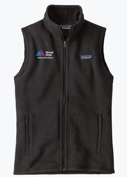 Mount Sinai Ladies Patagonia Better Sweater Fleece Vest