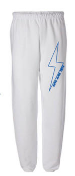 Theta Lightning Bolt Sweatpants