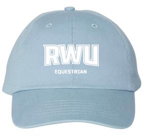 RWU Equestrian Dad Hat