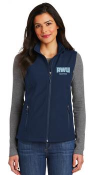 RWU Equestrian Ladies Soft Shell Vest