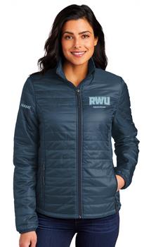 RWU Equestrian Ladies Packable Puffy Jacket