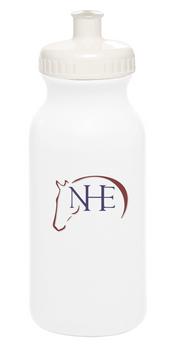 NHE 20 oz Plastic Sport Bottle