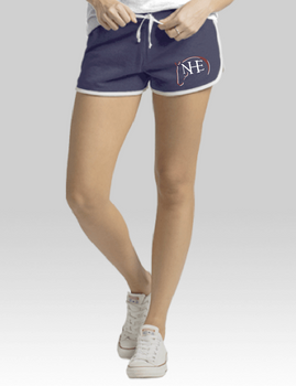 NHE Ladies French Terry Short Shorts