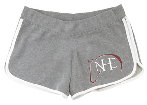 NHE Girls Youth French Terry Short Shorts