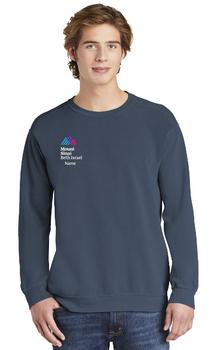 Mount Sinai Beth Israel Comfort Colors Crewneck Sweatshirt