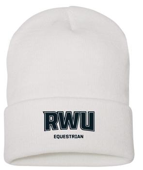RWU Equestrian Beanie