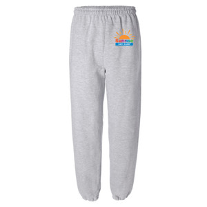 Heavy Blend Sweatpants with Elastic Cuffs