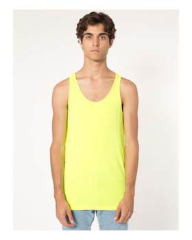 American Apparel Poly-Cotton Unisex Tank (Neons)