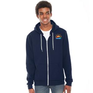 American Apparel Flex Fleece Full Zip Hoodie