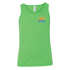 Unisex Jersey Cotton Tank Top