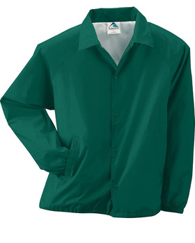 Augusta  Lined Nylon Coach's Windbreaker Jacket
