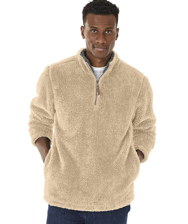 Men's Newport Fleece Pullover