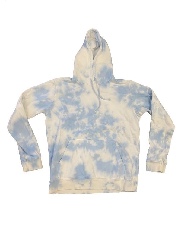Tie Dye Cloud Hoodie
