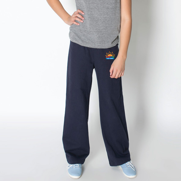 American Apparel California Fleece Slim Fit Sweatpants