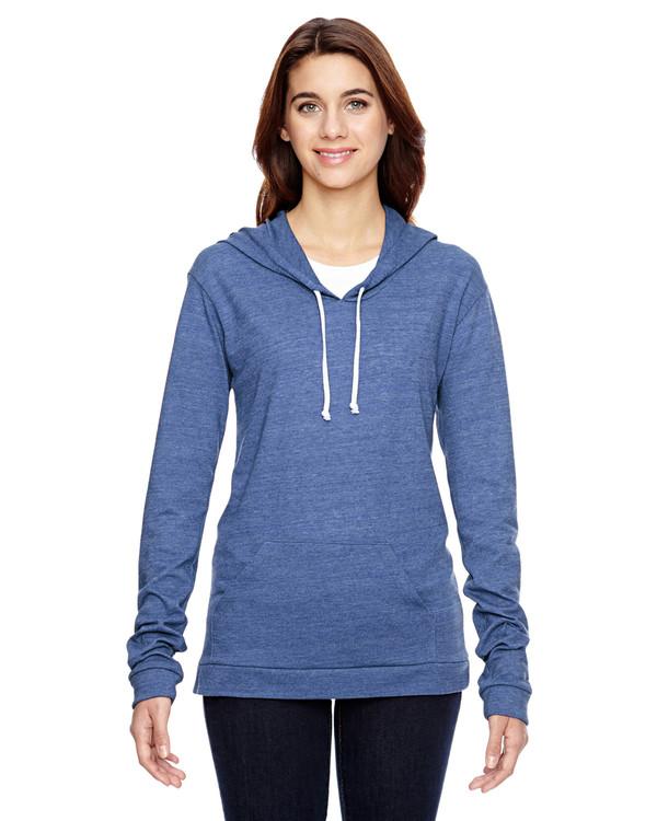 Alternative Ladies Eco-Jersey Triblend Pullover Hoodie