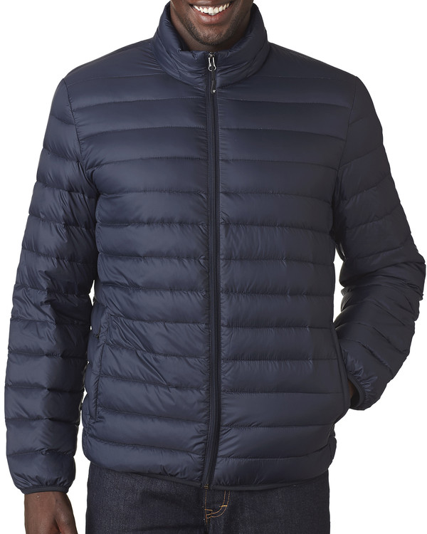 Packable Down Puffy Jacket