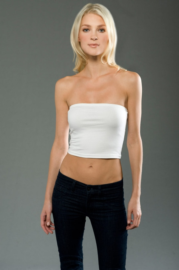 fd471028460 Cotton Spandex Jersey Tube Top - Clothes On