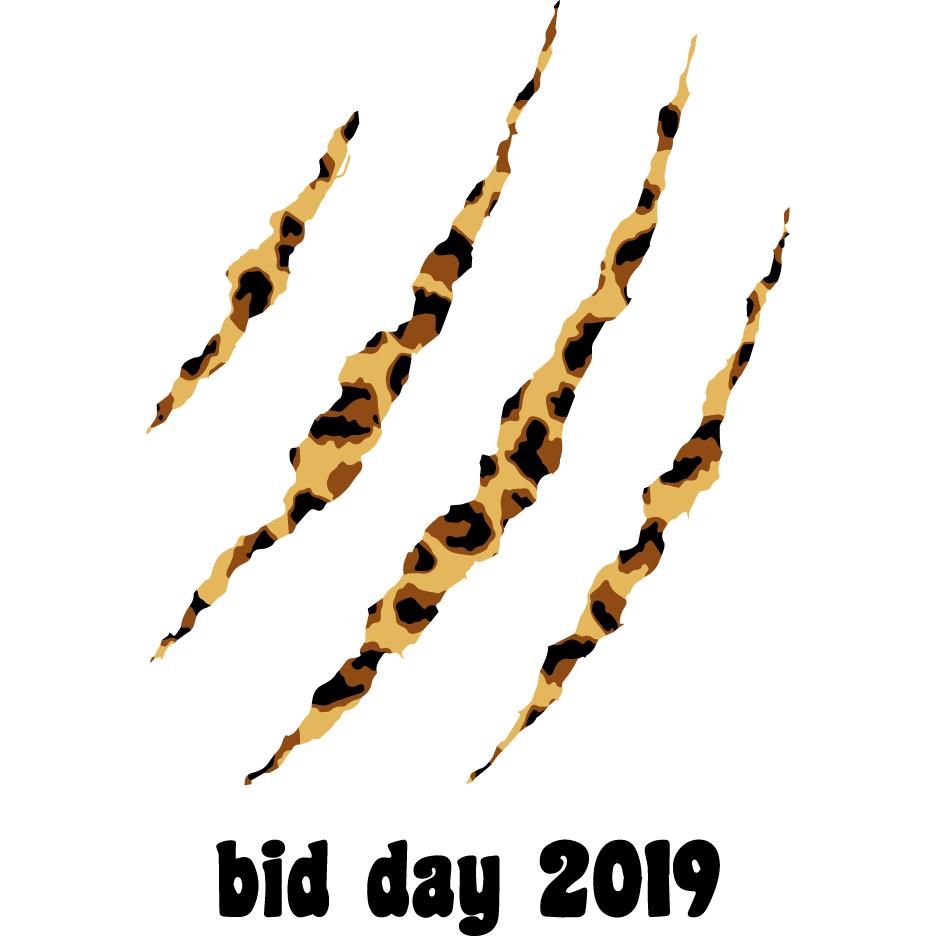 Theta Bid Day Cheetah