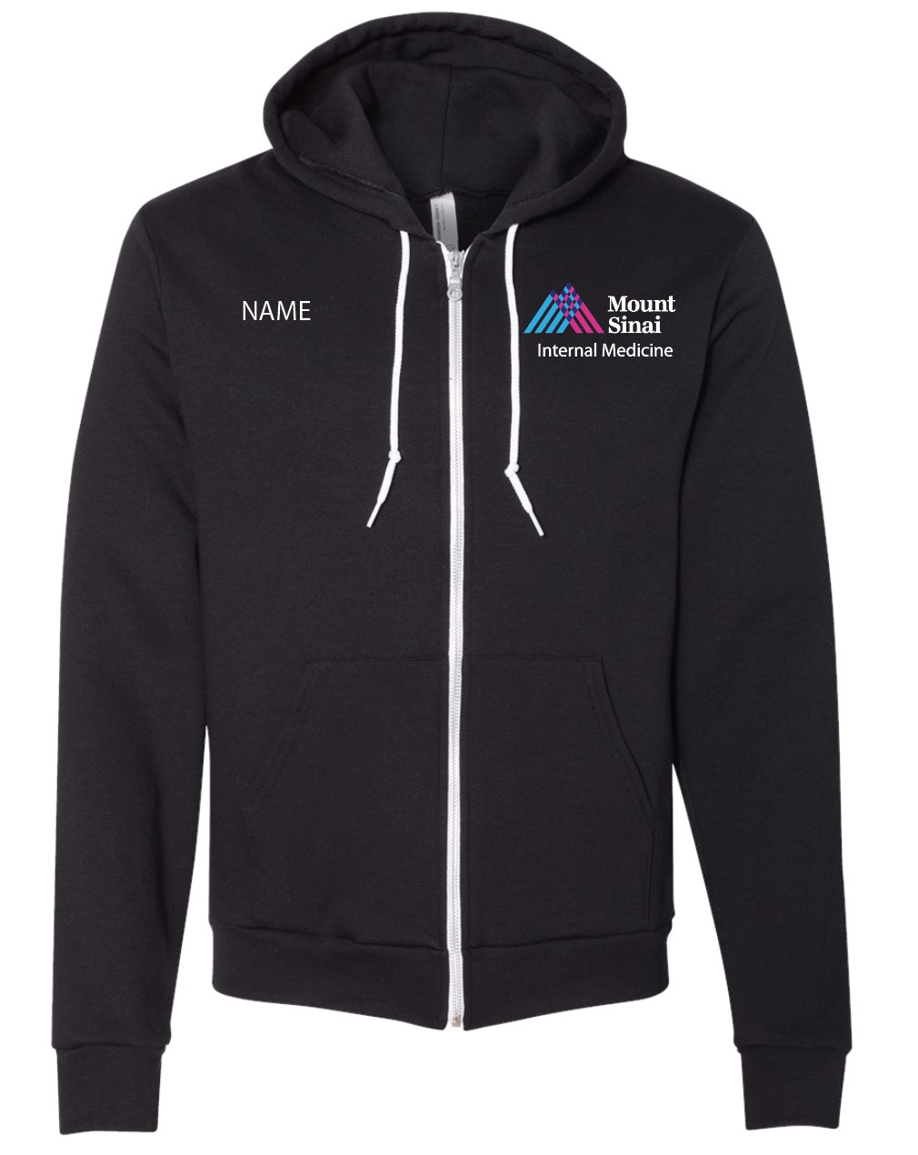 Mount Sinai IM American Apparel Flex Fleece Hoodie