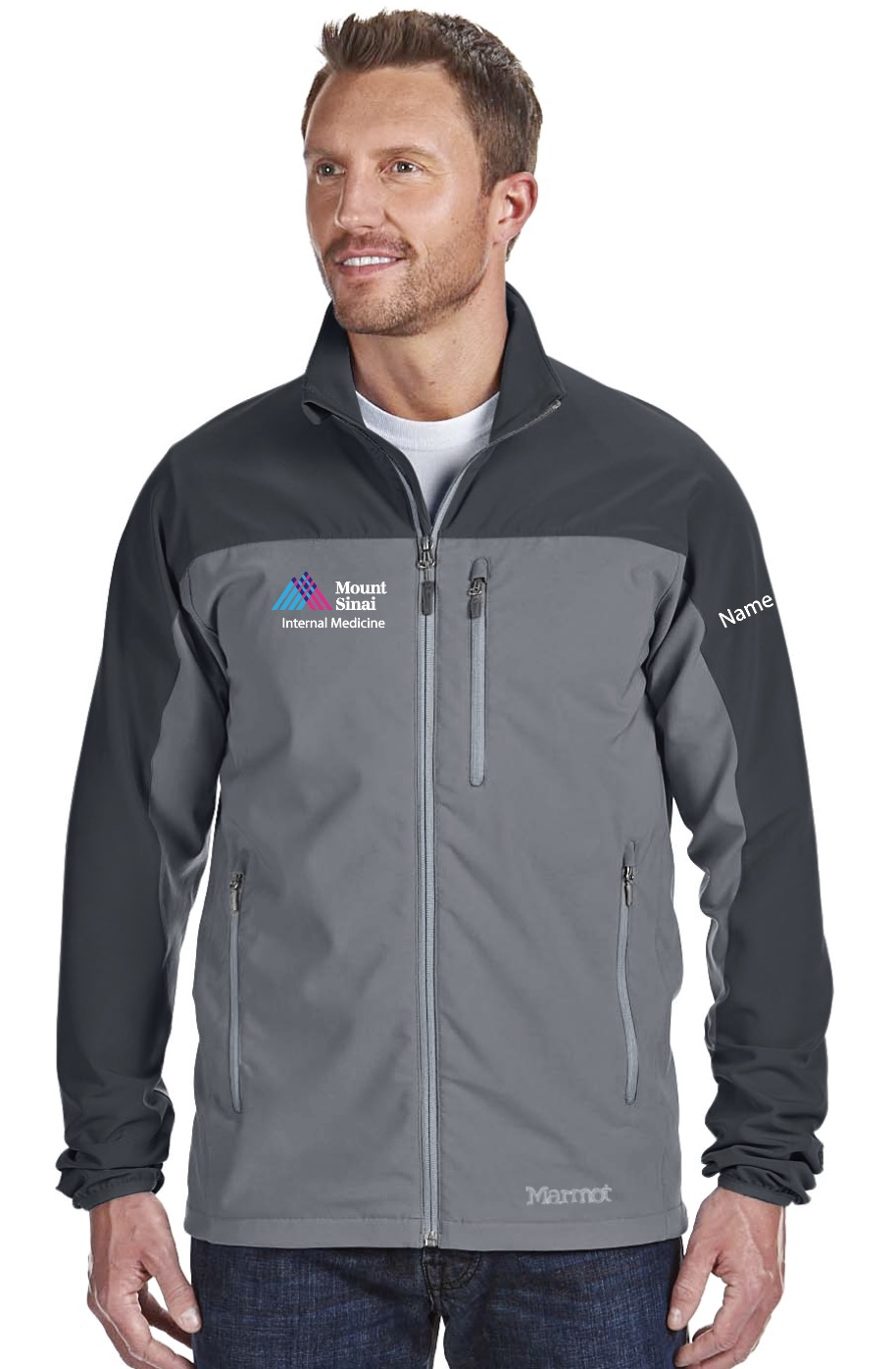 Mount Sinai IM Marmot Men's Tempo Jacket