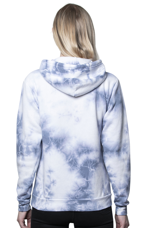 Tie Dye Infinity Cloud Hoodie