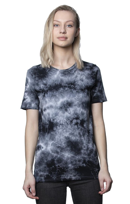 Unisex Cloud Tie Dye Tee