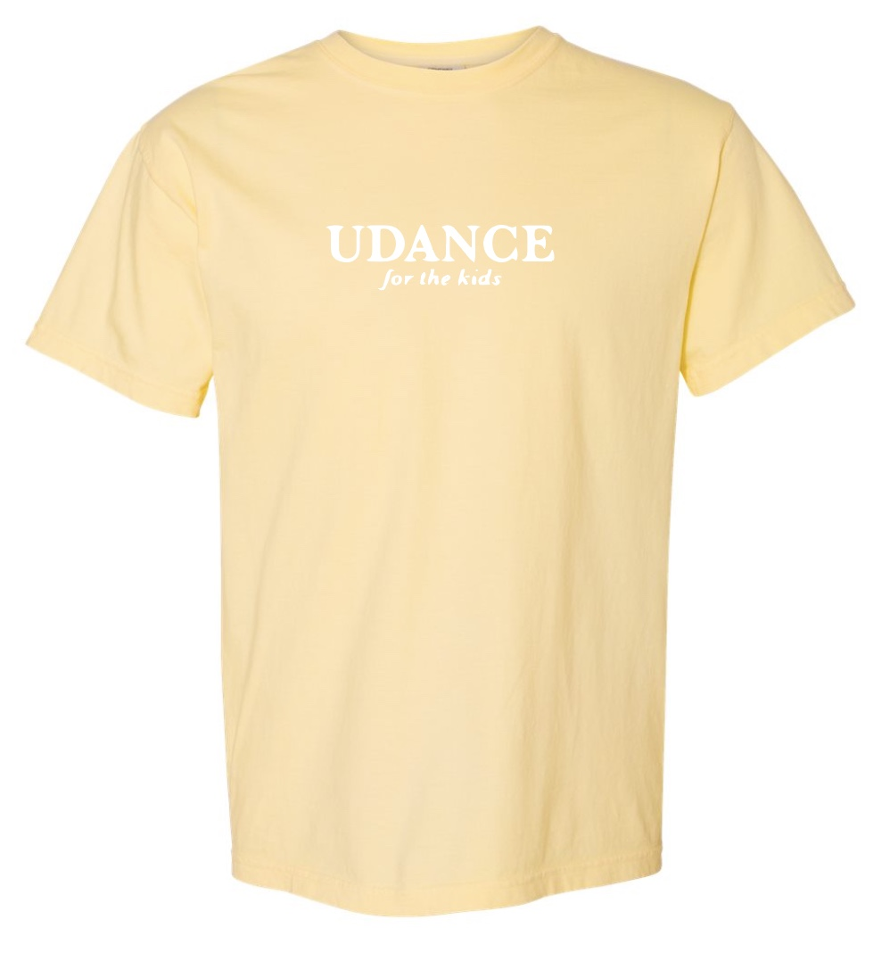 UDance For the Kids Comfort Colors Tee