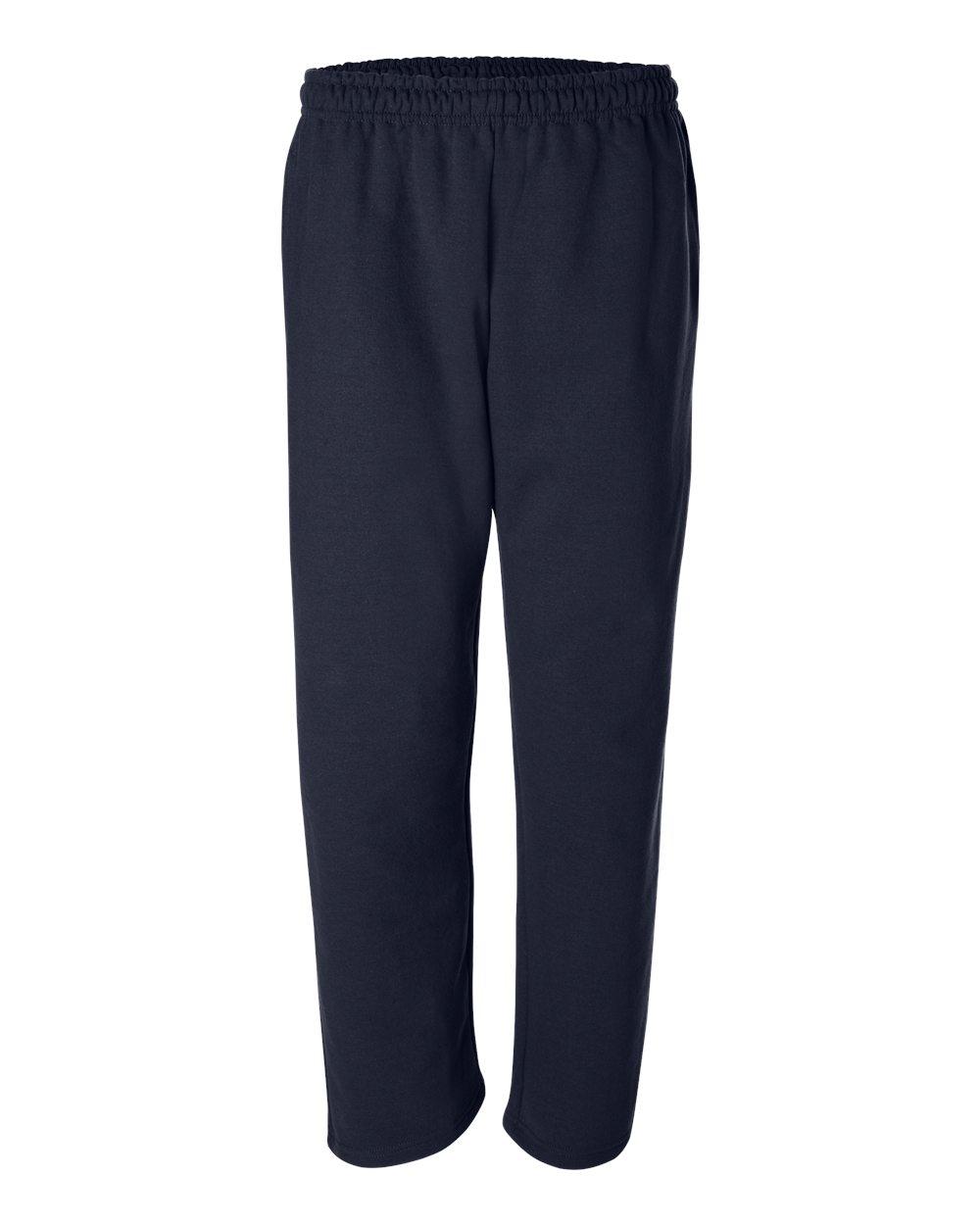 Gildan Heavy Blend Open Bottom Pocketed Sweatpants