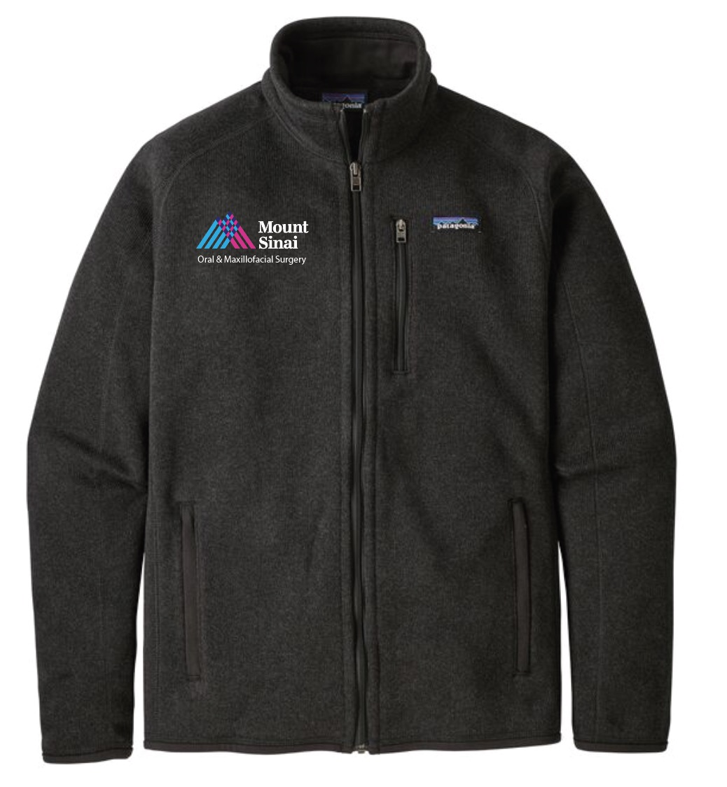 Mount Sinai Institute for Critical Care Medicine Patagonia Men's Better Sweater Fleece Jacket