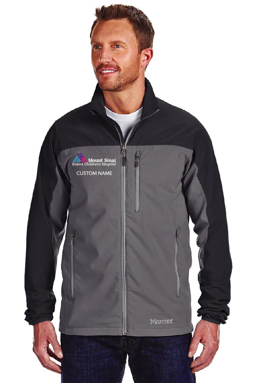 Kravis Children's Hospital Marmot Men's Tempo Jacket