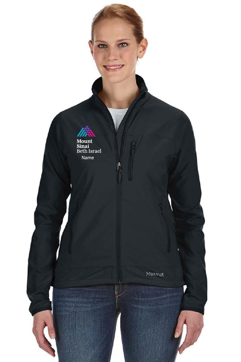 Mount Sinai Beth Israel Marmot Ladies Tempo Jacket