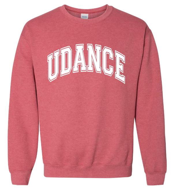 UDance Collegiate Crewneck