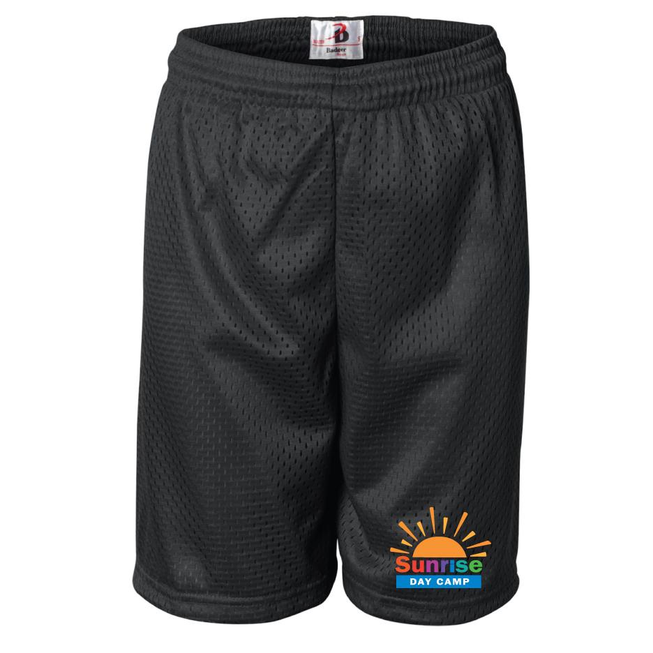 Premium Mesh Shorts with Pocket