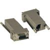 P450-000 - Tripp Lite Null Modem Serial RS232 Modular Adapter Kit 2x DB9F to RJ45F