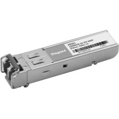 39561 - C2G HP J4858C Compatible 1000Base-SX MMF SFP (mini-GBIC) Transceiver Module TAA